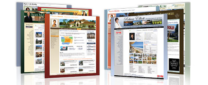 Real Estate Website Agent123 MLS Combo