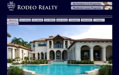 Full Custom Real Estate Website