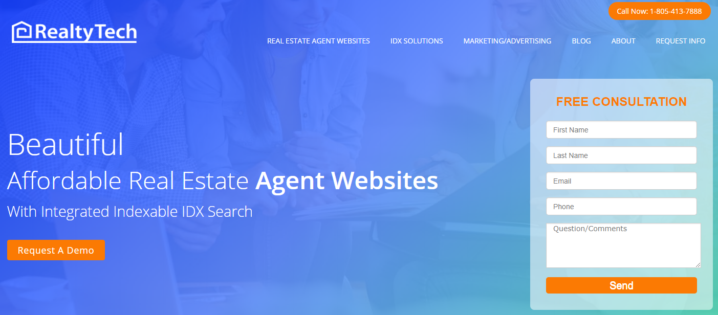 AgentWebsites