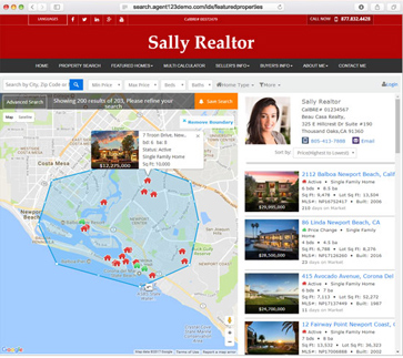 Idx Solutions for Real Estate Agent Websites