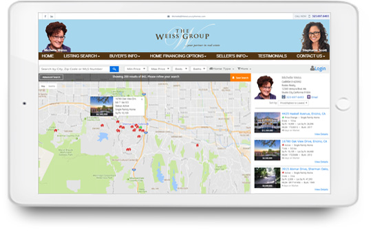 Affordable IDX Real Estate Team Websites