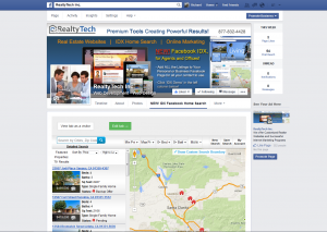 """RealtyTech Inc. Announces the Launch of the new """"IDX123 Facebook Edition"""" Home Search System"""