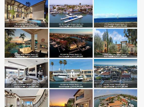 Images of homes from Richard Uzelac CEO of RealtyTech Inc