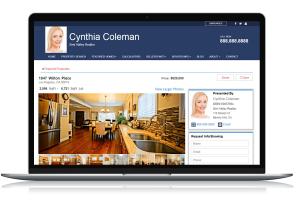 RealtyTech Announces Active Listing Displays for Their Agent Website and IDX Products for Agents