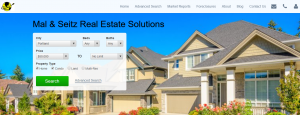 Oregon Real Estate Firm, Mal & Seitz, Launches New Website