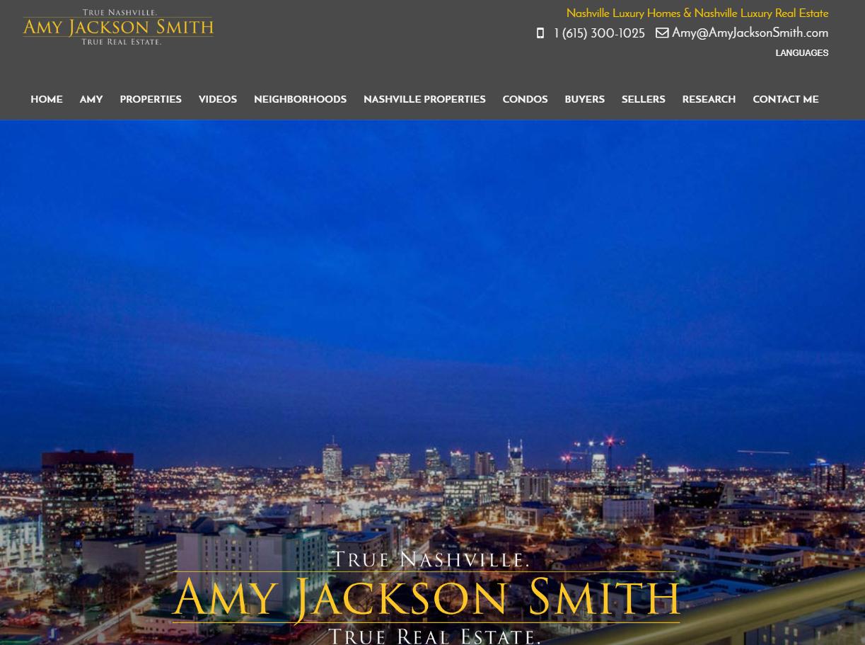 amy jackson smith