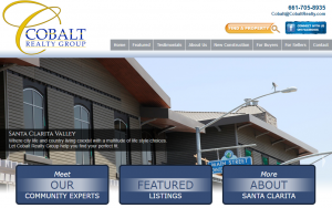 Ventura County Real Estate Company, Cobalt Realty Group, Becomes Local Success Story with Help from RealtyTech Inc.