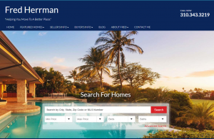 Realtor Fred Herrman Launches New Website for Bakersfield Buyers and Sellers