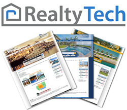RealtyTech Announces Launch of Miami MLS Premium Real Estate Agent/Office Websites and IDX123 Home Search
