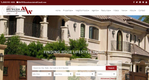 San Fernando Valley Real Estate Agent Mel Wilson Launches New Website