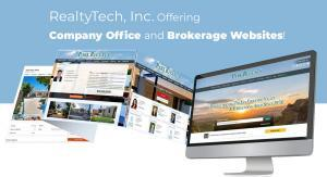 RealtyTech, Inc. Now Offering Company Office and Brokerage Websites!